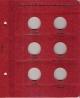 Лист в альбом Медно-никелевые юбилейные и памятные монеты СССР 1965-1991. XXV летние Олимпийские